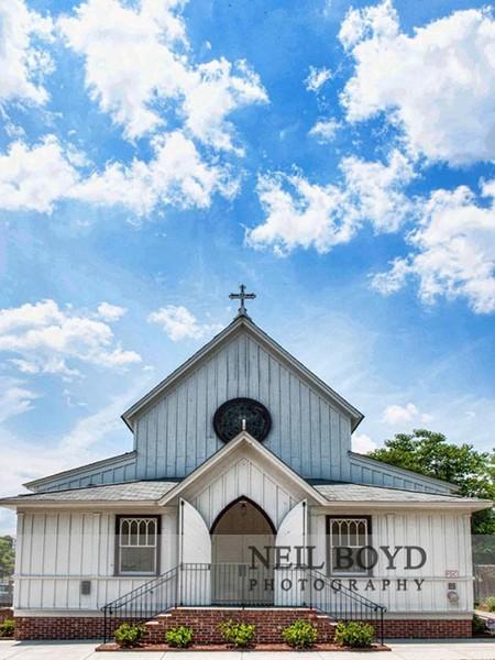 All Saints Chapel Raleigh Nc Wedding Venue