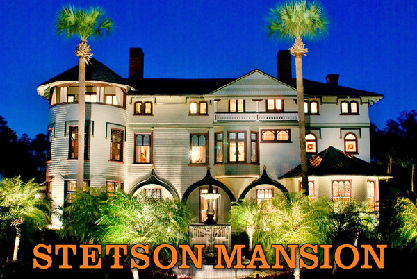 Stetson Mansion Estate Deland Fl Wedding Venue