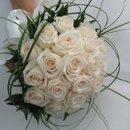 130x130 sq 1250707633659 weddingbouquetdustyrose1