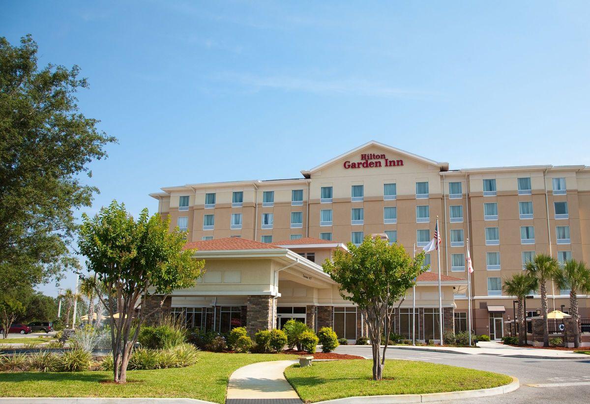 Hilton Garden Inn Tampa Riverview Brandon Venue Riverview Fl Weddingwire