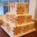 130x130 sq 1351529823607 flowerpowerweddingcake