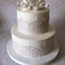 130x130 sq 1470055396265 lace cake 1