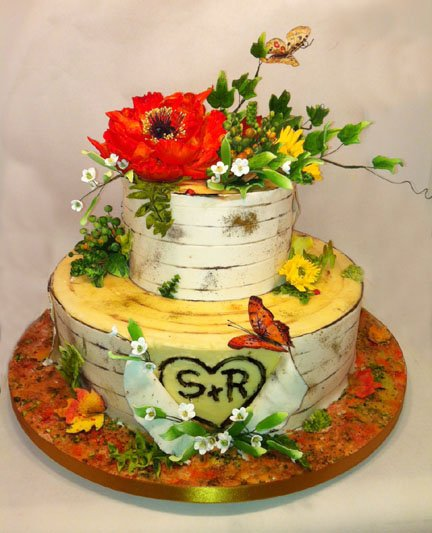 Outrageous Wedding Cakes Cake Ideas And Designs