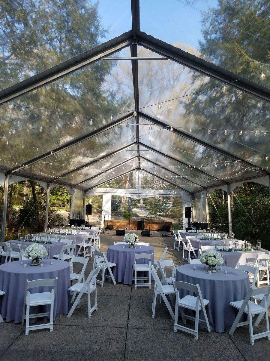 Mahaffey tent event rentals event rentals memphis for Wedding dress rental memphis tn