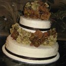 130x130 sq 1247524376927 petersonweddingcake003