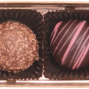130x130 sq 1388500259888 2 piece chocolate truffle favor assortmen