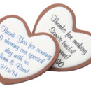 130x130 sq 1388500316928 personalized milk chocolate hear