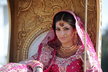 Bridal Elegance by Suman Khosla photo