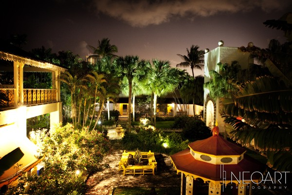 Bonnet House Museum Gardens Fort Lauderdale Fl Wedding Venue