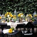 130x130 sq 1335507900002 sunflowertablescape13