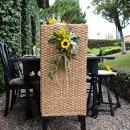 130x130 sq 1335508783839 sunflowertablescape17