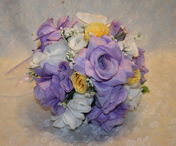 photo 11 of bridalsilkflowers
