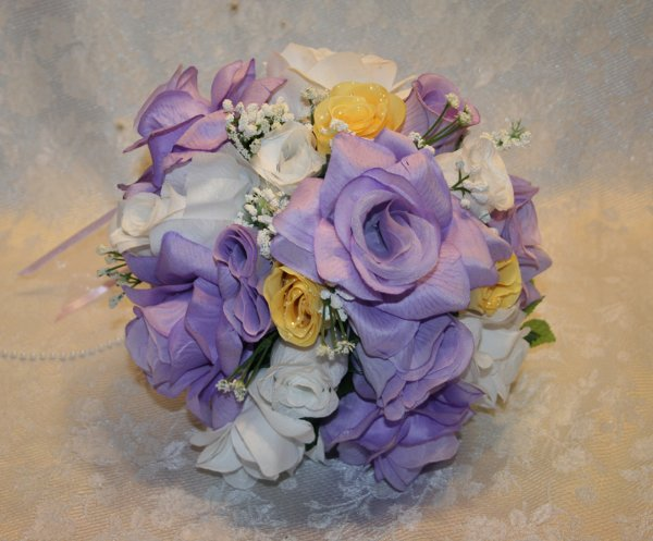 photo 37 of bridalsilkflowers