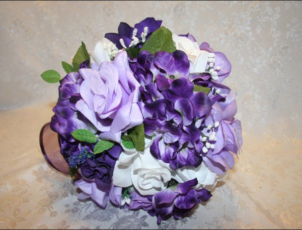 photo 39 of bridalsilkflowers