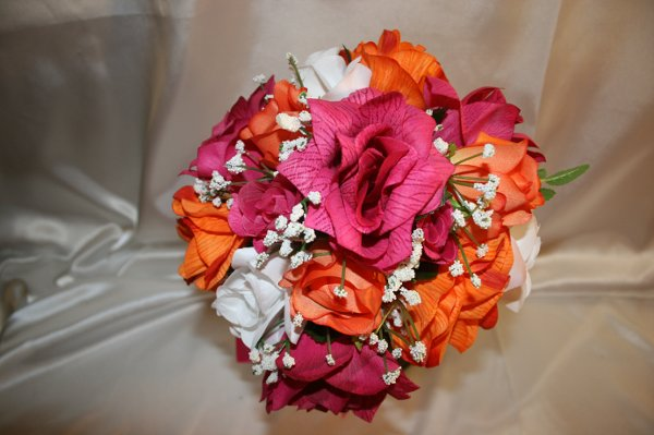 photo 50 of bridalsilkflowers