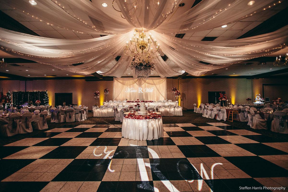 wedding reception crowne plazspringfield il%0A fall themed wedding invitation templates