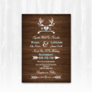 130x130 sq 1468088804343 weddinginvitearrowsdeerwoodblue
