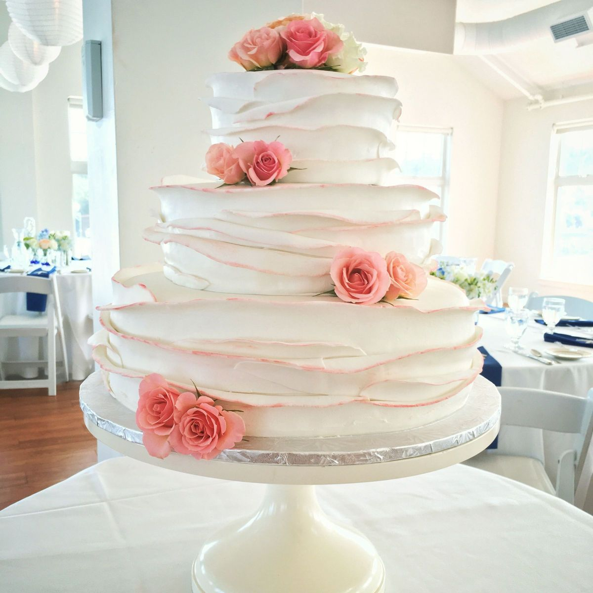Veronica\'s Sweetcakes - Wedding Cake - Marshfield, MA - WeddingWire