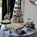 130x130 sq 1249691343609 weddingcupcakes