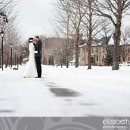 130x130_sq_1297696430930-weddingphotobrideandgroomkissingalongasnowypath