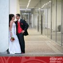 130x130 sq 1297696447962 weddingphotobrideandgroomleaningagainstagreywalllookingateachother