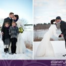 130x130 sq 1297696554843 weddingphotocouplegettingmarriedinthewinterandsnowinottawa