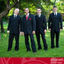 130x130 sq 1297696599954 weddingphotogroomandgroomsmen