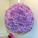 130x130 sq 1329529318844 lavenderflowergirlball