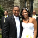 130x130 sq 1384358545968 mr. and mrs. dominic and kavita bass 6.22.2013 old
