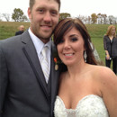 130x130 sq 1384362985211 mr. and mrs. jimmy and amber wetzel saturday octob