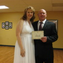 130x130 sq 1384366758861 congrats to the new mr. and mrs. dean and jennifer