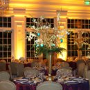 130x130 sq 1263597785705 meadowwoodmanoruplightinginamberpinspottingofcenterpieces1