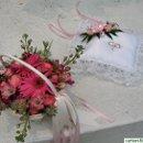 130x130 sq 1313086299997 flowergirlandpillow