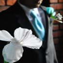 130x130 sq 1257829986163 groomsmanandflower