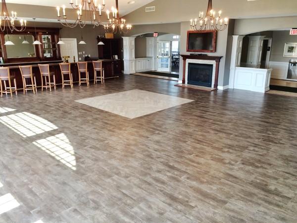 The osprey 39 s at belmont bay woodbridge va wedding venue for Decor rent event woodbridge va