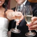 130x130 sq 1457564799988 bride and groom champagne toast