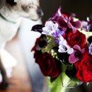 130x130 sq 1299191671046 weddingflowerspurpleandred