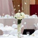 130x130 sq 1321132654624 whiteweddingflowerstallcenterpiece