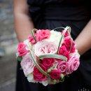 130x130 sq 1321132660812 pinkroseweddingflowers