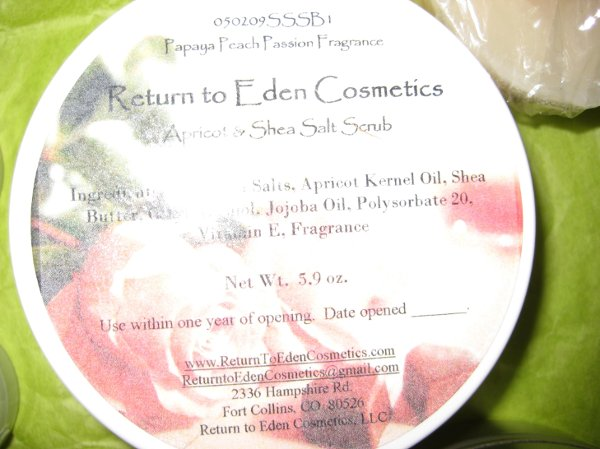 photo 5 of Return to Eden Cosmetics, LLC