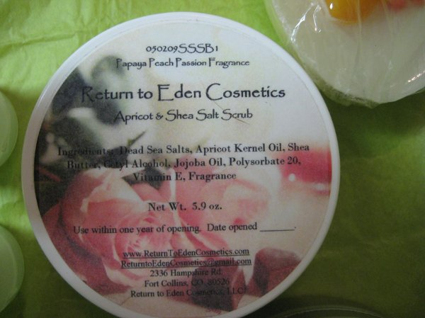 photo 6 of Return to Eden Cosmetics, LLC