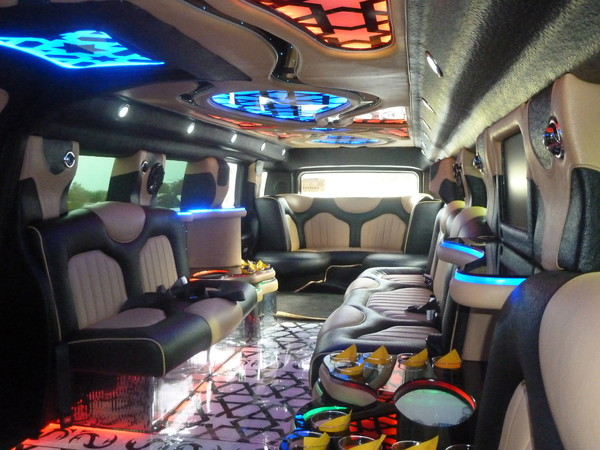1402603851046 Inside Hummer Limo2 Alexandria wedding transportation