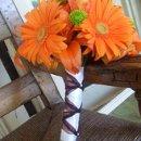 130x130 sq 1253214934958 orangebouquet