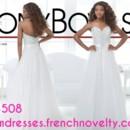 130x130 sq 1387915005745 114508 tony bowls le gala prom dress s14 pd420x31