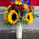 130x130 sq 1330470018265 sunflowerautumnbridalbouquet