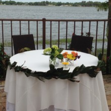 220x220 sq 1404578456315 pool 3 rehersal dinner head table kellys florist