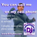130x130 sq 1456342873572 call me on my cell phone   2 wedding wire square