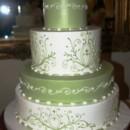 130x130 sq 1397506495647 green  white cak