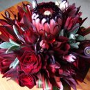 130x130 sq 1324887176420 redweddingbouquet