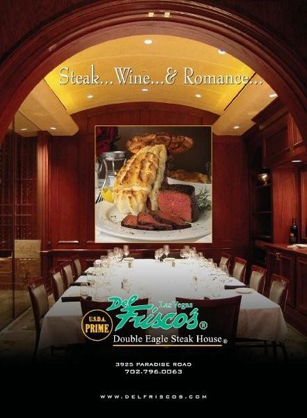Del Frisco S Double Eagle Steak House Venue Las Vegas